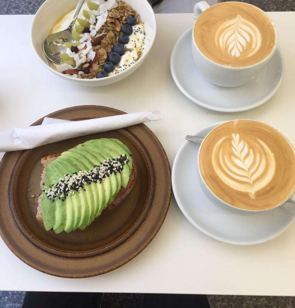 フィンランドのカフェ